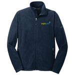 EB224 - B287E001 - EMB - Full Zip Microfleece Jacket