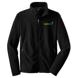L217 - B287E001 - EMB - Ladies Fleece Jacket